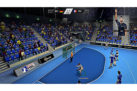 IHF Handball Challenge 12 Software & Games downloaden bei ...