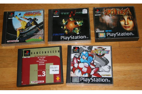 RetroCollect Forum • View topic - My PAL PS1 Collection