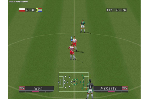 Game Design II: ISS PRO EVOLUTION SOCCER