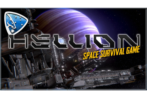 Hellion - Space survival game - YouTube