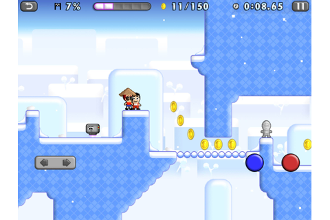 Mikey Shorts Is A Retro Style Platformer You Won't Want To ...
