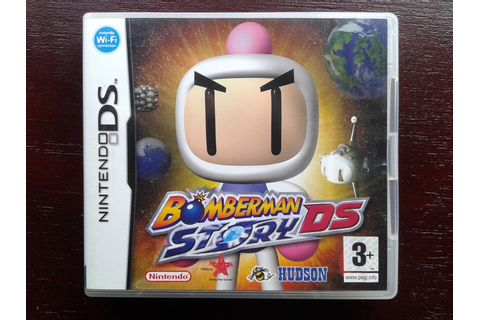 Nintendo DS game: Bomberman Story DS - Catawiki