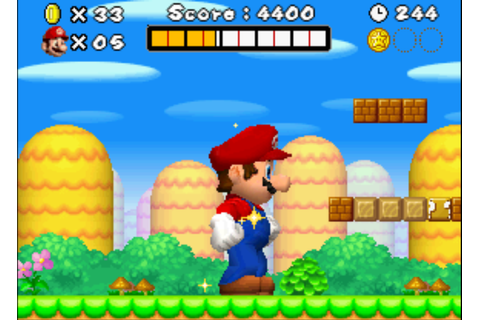 Download Game New Super Mario Bros > ZEFAN ZEGA BLOG