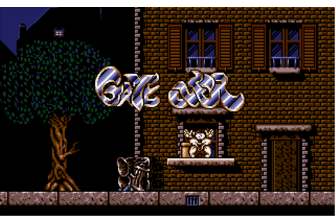 Titus the Fox: To Marrakech and Back Screenshots for DOS ...