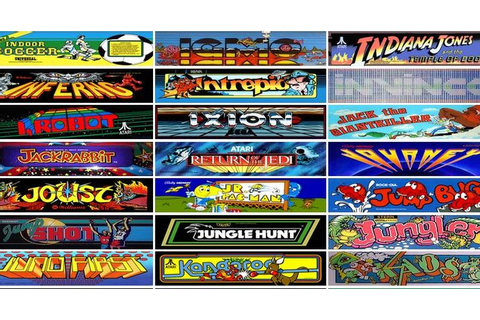 Internet Archive brings over 900 free classic arcade games ...