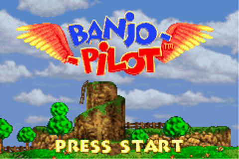 Banjo Pilot (USA) ROM Download for Gameboy Advance (GBA ...