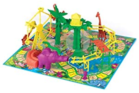 Tomy Rumble In The Jungle Game: Amazon.co.uk: Toys & Games