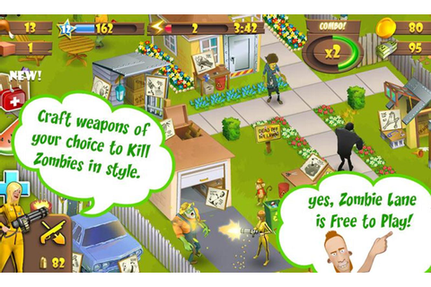 Zombie Lane for Android - APK Download