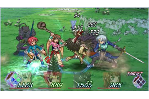 Tales of Rebirth (Japan) PSP ISO - NiceROM.com - Featured ...