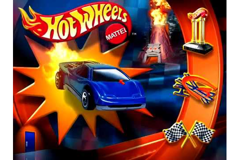 Hot Wheels Stunt Track Driver Gameplay - YouTube