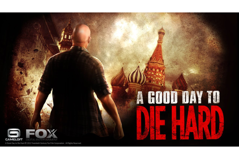 A Good Day to Die Hard - Mobile Game Trailer - YouTube