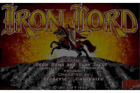 Download Iron Lord - My Abandonware