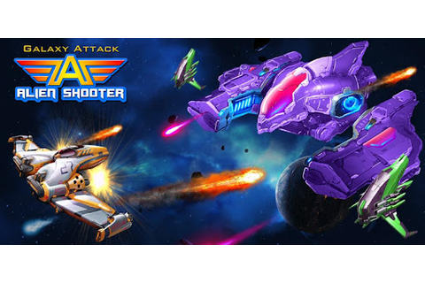 Galaxy Attack: Alien Shooter - Apps on Google Play