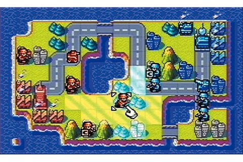 Advance Wars Game Boy Advance - JuegosADN