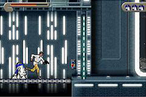 Star Wars Trilogy: Apprentice of the Force - Symbian game ...