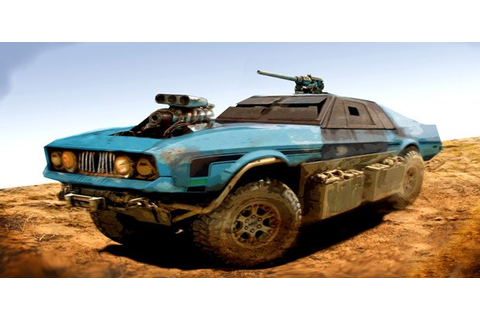 David Jaffe attached to new car combat game Autoduel ...