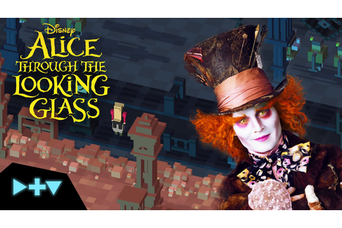 Disney Crossy Road - Alice Through The Looking Glass ...