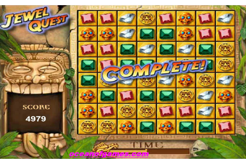 Jewel Quest 2 Free Download - Ocean Of Games