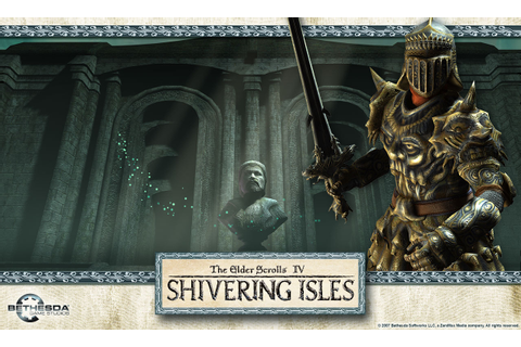 The Elder Scrolls IV: Shivering Isles PC Wallpapers, fonds ...