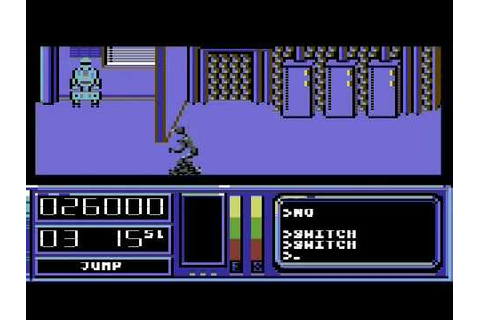 C64 Longplay - Short Circuit (last levels) - YouTube