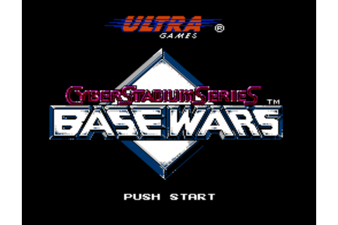 Cyber Stadium Series: Base Wars Details - LaunchBox Games ...