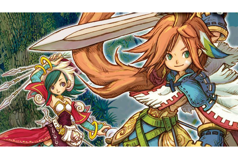 CGRundertow CHILDREN OF MANA for Nintendo DS Video Game ...
