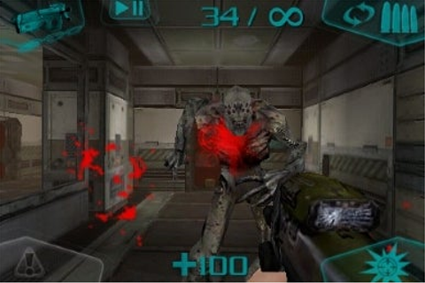 Id Software unveils 'secret' iPhone game: Doom ...