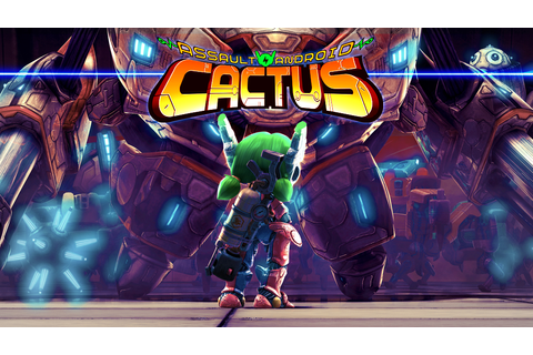Assault Android Cactus Game | PS4 - PlayStation