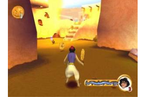 Game Classification : Aladdin In Nasira's Revenge (2000 ...