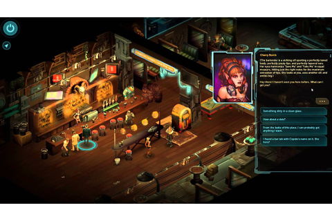 Shadowrun Returns - In-game - YouTube