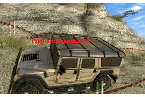 PC Games Download: 4x4 Hummer Game Pc