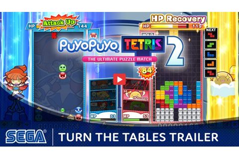 Puyo Puyo Tetris 2 Introduces Skill Battle and Online ...