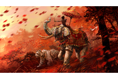 Far Cry 4, Video Games Wallpapers HD / Desktop and Mobile ...