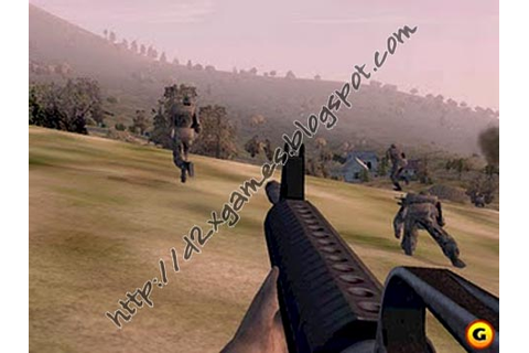 Operation Flashpoint Red Hammer | Download Free Game