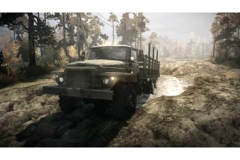 Spintires: Mudrunner brings new graphics, vehicles, and ...