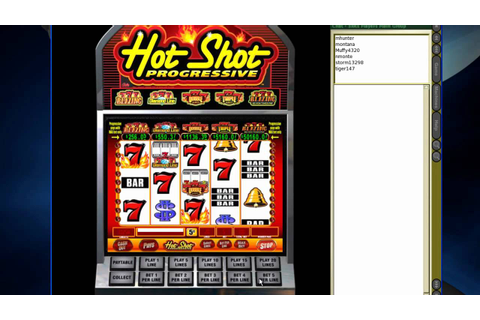 Hot SHots Casino Game Online Play For Real - YouTube