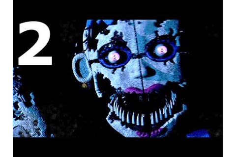 Baby's Nightmare Circus Walkthrough Part 2 - Night 2 (No ...