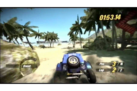 Motorstorm Pacific Rift PS3 Gameplay 01 HD - YouTube