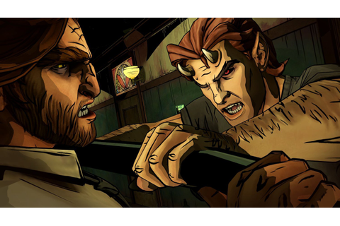 The Wolf Among Us - A Telltale Games Series (PS4 ...