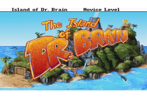 The Island of Dr. Brain gameplay (PC Game, 1992) - YouTube