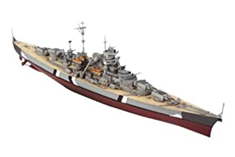 Amazon.com: Forces of Valor German Battleship Bismarck (1 ...