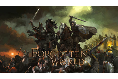 Forgotten World: Fantasy Figures for Wargames and Roleplay ...