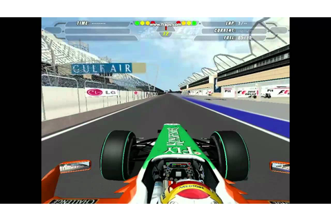 f1 2010 Deluxe Game Play - YouTube