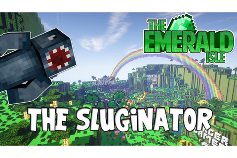 Minecraft - Emerald Isle Hunger Games - The Sluginator ...