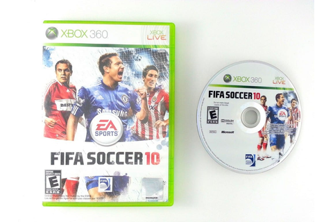 FIFA Soccer 10 game for Xbox 360 | The Game Guy
