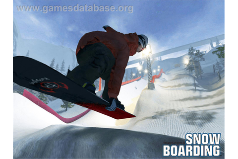 TransWorld Snowboarding - Microsoft Xbox - Games Database