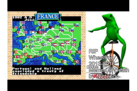 L'Empereur (NES) Playthrough [Part 1/5] - YouTube