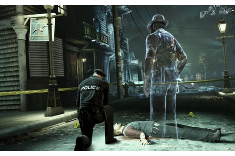 Murdered: Soul Suspect on Steam - PC Game | HRK