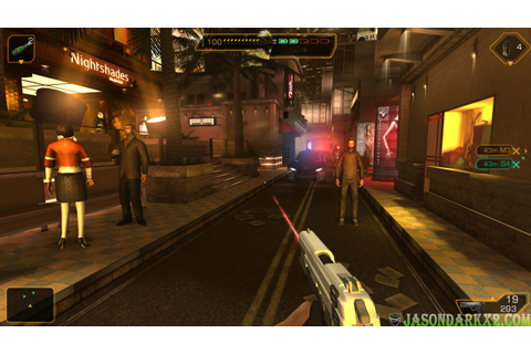 Deus Ex: The Fall(PC/mobile) Review