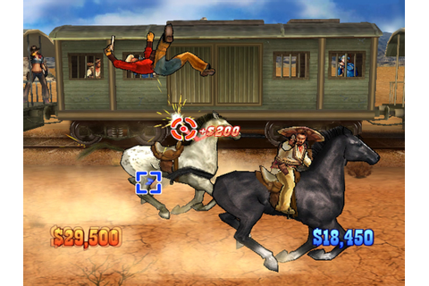 Wild West Guns (WiiWare) News, Reviews, Trailer & Screenshots